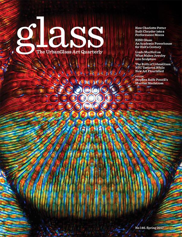 Glass Quarterly: Stephen Powell - Murrini Remixed