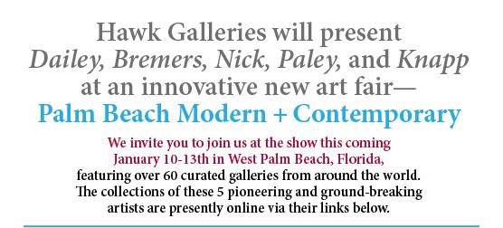 Palm Beach Modern Contemporary Art Fair January 10